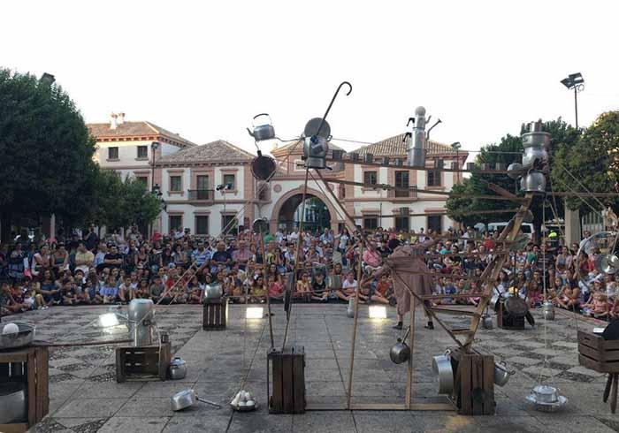 Festival de Circo Contemporáneo Ciudad de Andújar